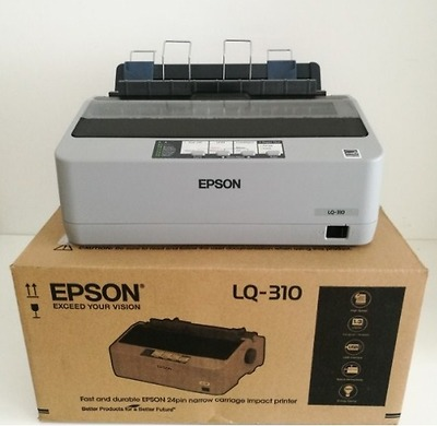 Giới thiệu máy in kim LQ310