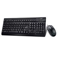 Bộ bàn phím chuột có dây KM 125 USB