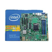 Bo mạch chủ - Mainboard Server Intel DBS1200SPSR DDR4