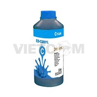 Mực Dye 500lm for máy in Epson T60/1390/230/290 (Cyan)