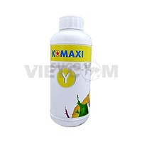 Mực Dye UV 1Lit for máy in HP/Canon A0, HP T790/Canon 9000 (Y)