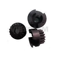 Nhông chổi lông - cụm trống V2, máy photo Aficio AF551/1060/2060/2075/MP5500/6500, 17 răng