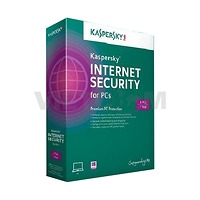 Phần mềm diệt Virus Kaspersky Internet Security - 5pc (Kis 5u)