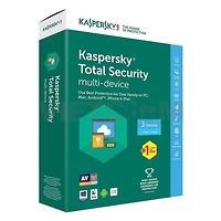 Phần mềm diệt Virus Kaspersky Total security