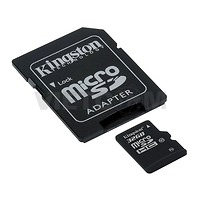 Thẻ nhớ Micro Kingston 32GB Class 10, 80MB/s
