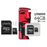 Thẻ nhớ Micro SDXC Kingston 64GB Class 10, 45MB/s