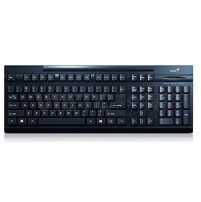 Bàn phím có dây máy tính KB 125 USB