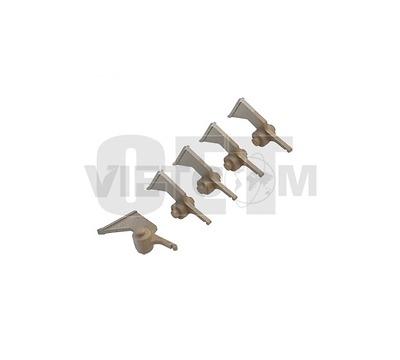 Cò tách giấy rulo sấy máy photo Ricoh AF2051/2060/2075/ MP7500/8000/9000 (5c/b) (CET3973)