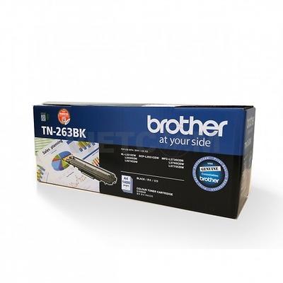 Hộp mực Brother TN-263/267(Black), HL-L3230CDN/L3270CDW/3551CDW/L3750CDW/L3770CDW