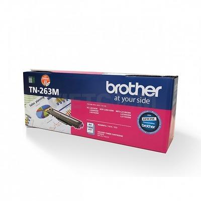 Hộp mực Brother TN-263/267(Magenta), HL-L3230CDN/L3270CDW/3551CDW/L3750CDW/L3770CDW