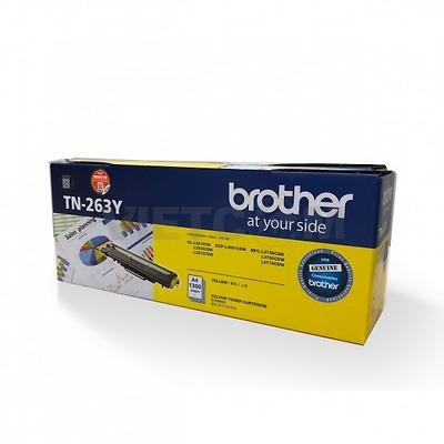 Hộp mực Brother TN-263/267(Yellow), HL-L3230CDN/L3270CDW/3551CDW/L3750CDW/L3770CDW
