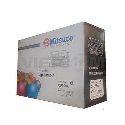 Hộp mực HP CF360A (BK) -HP M552/553