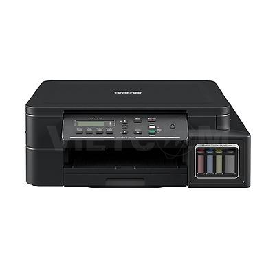 Máy in phun màu đa chức năng có Fax Brother DCP-T310