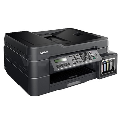 Máy in phun màu đa chức năng có Fax Brother MFC-T810W