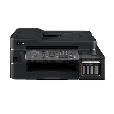 Máy in phun màu đa chức năng có Fax Brother MFC-T910DW