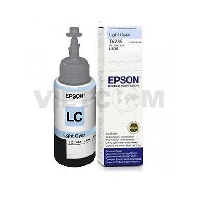 Mực nước máy in Epson L800/1800 (T6735) (LC)