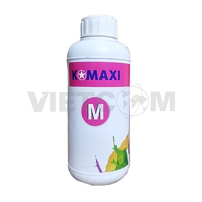 Mực Pigment UV 500lm for máy in Epson T60/1390/230/290 (Magenta)