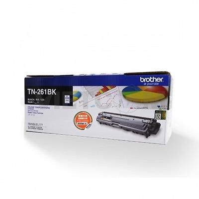 Mực đen TN-261BK cho máy  HL-3150CDN/ HL-3170CDW/ MFC-9140CDN/ MFC-9330CDW