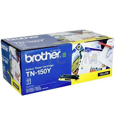 Mực màu TN-150Y cho máy HL-40xx/  DCP-9040CN / MFC-9450CDN/ 9840CDW (Cyan/ Magenta/ Yellow)