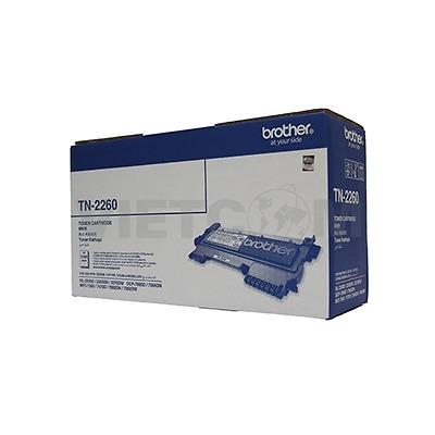 Mực TN-2260 cho máy HL-2240D/ 2250DN/ 2270DW/ DCP-7060D/ MFC-7360D/ MFC-7470D/ MFC-7860DW