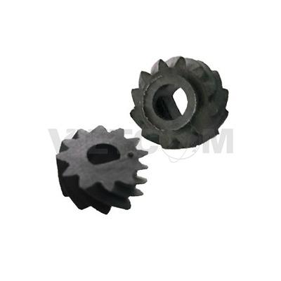 Nhông hồi thải ống điếu V8, máy photo Aficio AF551/1060/2060/2075/MP5500/6500, 12 răng