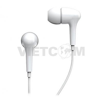 Tai nghe Genius In-Ear GHP-206 (Màu trắng)