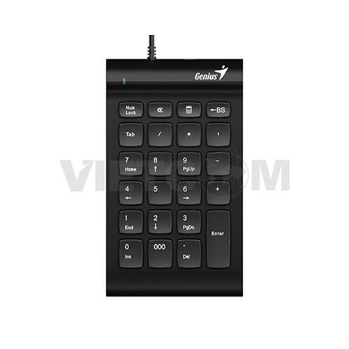 Bàn phím số có dây cho máy tính xách tay Numpad i130