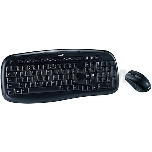 Bộ bàn phím chuột có dây KB 8000X Wireless