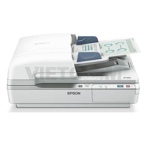 Epson DS-6500, Máy scan Epson DS-6500