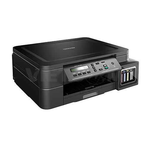 Máy in phun màu đa chức năng có Fax Brother DCP-T510W