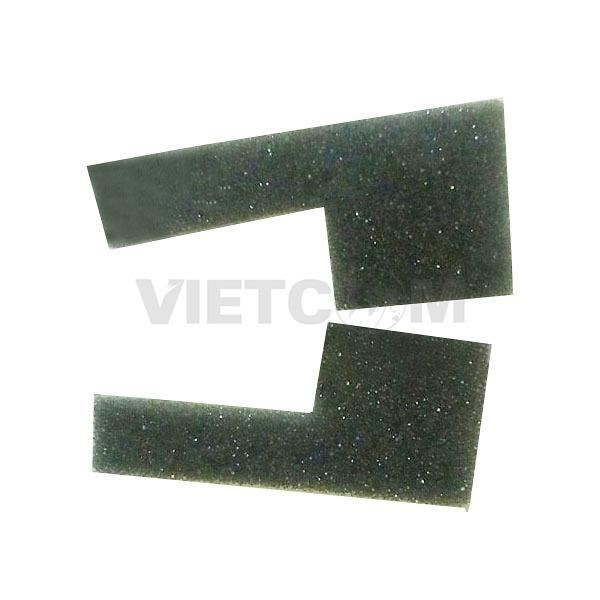 Miếng dán (mép dán) hộp từ máy photo Ricoh 1060/2060/6001/7001/6500(B076-3100) (2c/b)