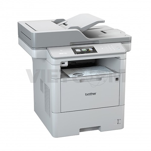 Máy in laser đen trắng đa chức năng có Fax Brother MFC-L6900DW