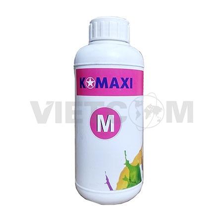 Mực Pigment UV 500lm for máy in Epson T60/1390/230/290 (Magenta)