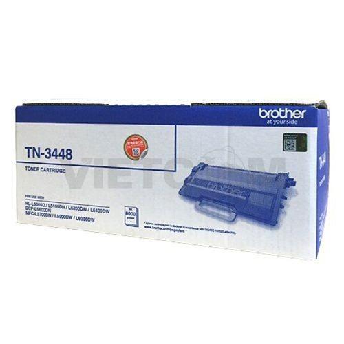Mực TN-3448 cho máy HL-5100DN/6400DW/ MFC-L5700DN/5900DW