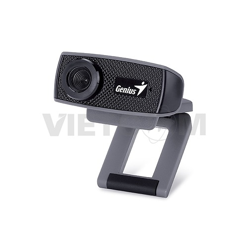Webcam Genius FaceCam 1000X, Độ phân giải HD720P 1280x720